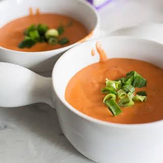 Tomato Asiago Soup.