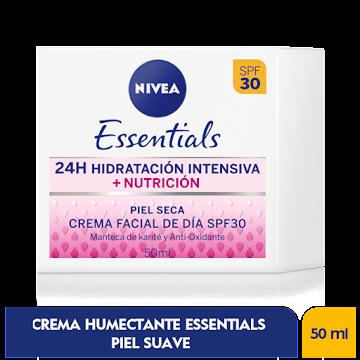 Crema NIVEA Facial Día