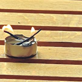 lamp by Jaliya Rasaputra - Abstract Fire & Fireworks