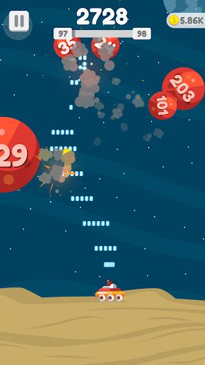 Planet Blast - Swipe To Shoot Jumping Ball 3.8 de.gamequotes.net 2