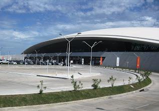 Photo: Montevideon kaunis lentokenttäterminaali