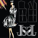 JS - Fashion Design & Pattern Maker icon