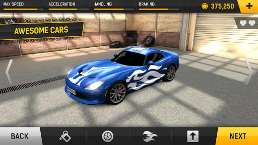 Racing Fever! 1.5.13row screenshots 2