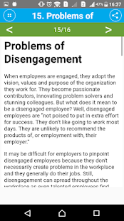 Learn Employee Engagement- screenshot thumbnail