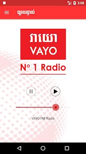 VAYO FM Radio - náhled