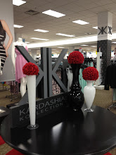 "Photo: Great logo and display for the ""Kardashian Kollection"""