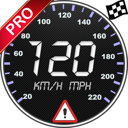GPS Speedometer - Trip Meter -PRO (No Ads) Android APK Download Free By California Cyber Developers