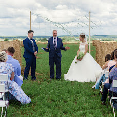 Wedding photographer Darya Potapova (potapova). Photo of 28.11.2017