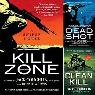 Kill zone a sniper novel by sgt jack coughlin donald a davis kyle swanson sniper novels fandeluxe Gallery