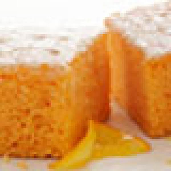 Duncan Hines® Orange Soak Cake Recipe
