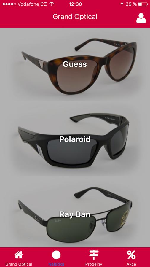 brýle ray ban grand optical