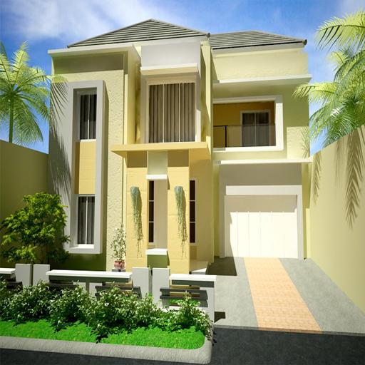 Desain Rumah Mewah  Lantai Screenshot