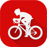 Cycling - Bike Tracker Icon