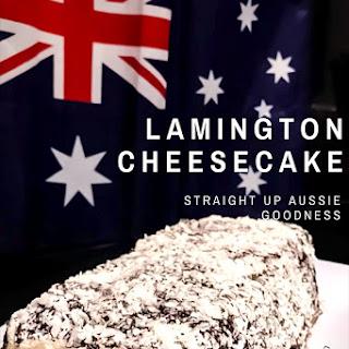 Keto Lamington Cheesecake Recipe