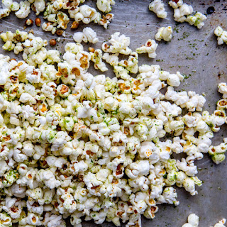 Herb Popcorn Recipes