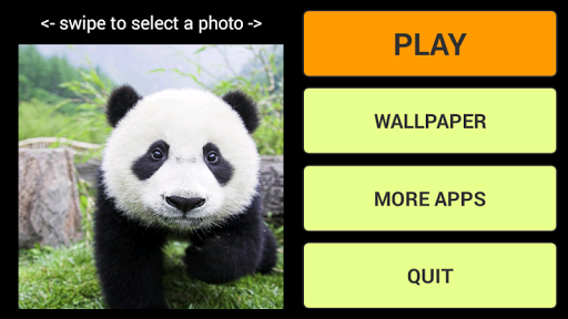 パンダLWP+ゲームパズル