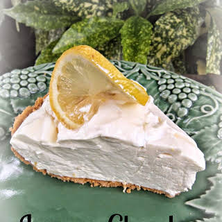 Lemon Cloud Pie.