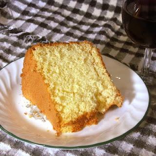 Passover Sponge Cake