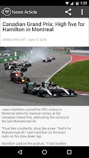 Formula Racing News, Videos, & Social Media - náhled