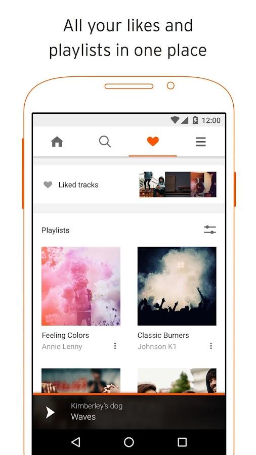 SoundCloud - Music & Audio- screenshot