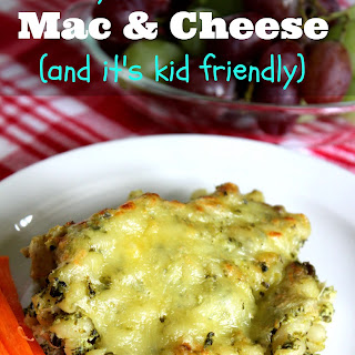 Healthy Mac & Cheese