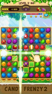Candy Frenzy 2 Screenshot