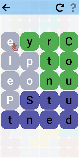 Find words. Endless fill words. Word search puzzle 1.1.3 screenshots 3