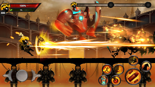 Stickman Legends: Shadow War Offline Fighting Game android2mod screenshots 8