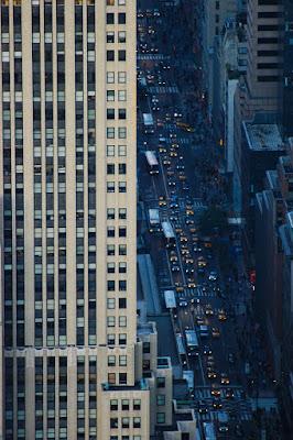 New York traffic di Katatonik76