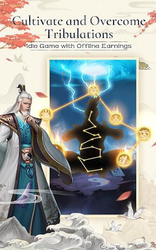 Immortal Taoists-Idle Game of Immortal Cultivation 1.3.4 screenshots 2