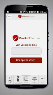 ProductSecure - Product Secure- screenshot thumbnail