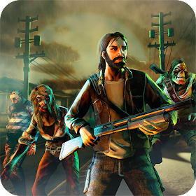 Zombie Butcher: Sniper Shooter Survival Game