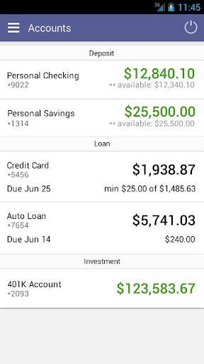 SDFCU Mobile Banking