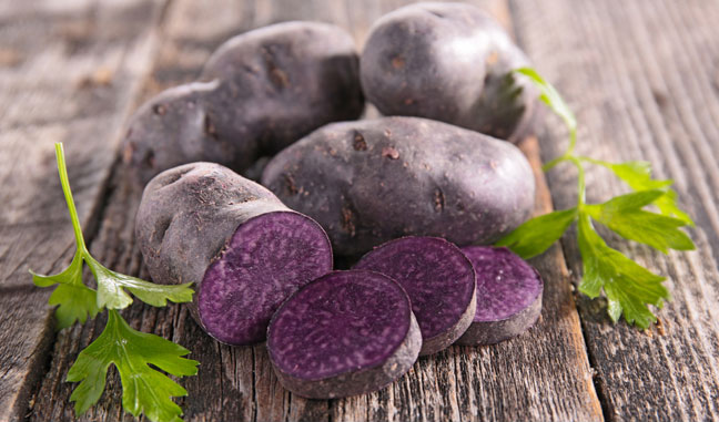 Eat More Purple Foods for Cancer Prevention and a Healthier Gut and Heart