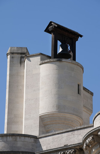 Vincennes Castle keep, bell tower