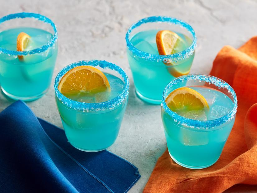 Gatorade Margarita Recipe | Food Network Kitchen | Food Network  Blue Frozen Margarita