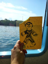 Photo: #FlatTyler on a boat