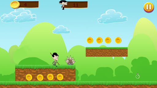 Mr Pean Adventure Run 1.1.2 screenshots 3