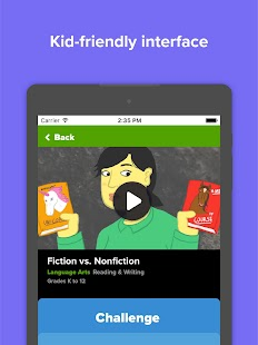 Flocabulary- screenshot thumbnail