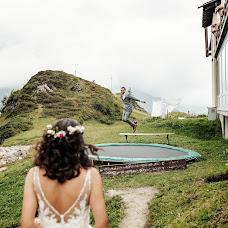 Wedding photographer Andy Vox (andyvox). Photo of 04.02.2019
