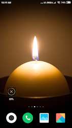 Candle Light  Wallpaper HD APK screenshot thumbnail 11