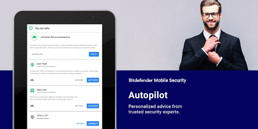 BitDefender Mobile Security screenshot 10