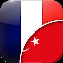 French-Turkish Translator icon
