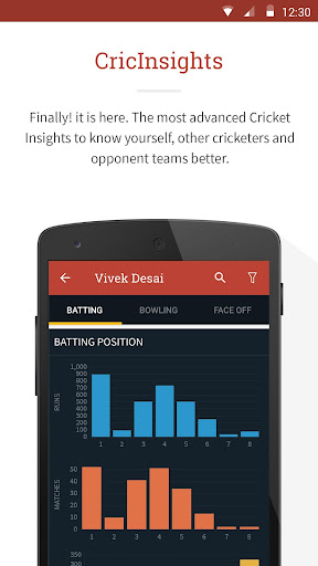 CricHeroes - The Ultimate Cricket Scoring App 3.9 screenshots 4