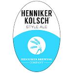 Henniker Brewing Company Henniker Kolsch