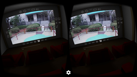 VRTV VR Video Player Free- screenshot thumbnail