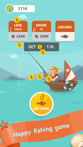 Go fishing! - screenshot
