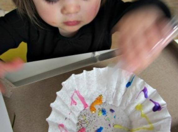 More Uses For Coffee Filters Recipe