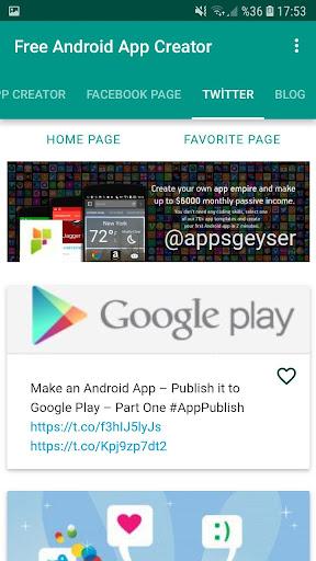 android app creator apkpure