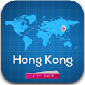 Hong Kong Guide Hotels Weather icon